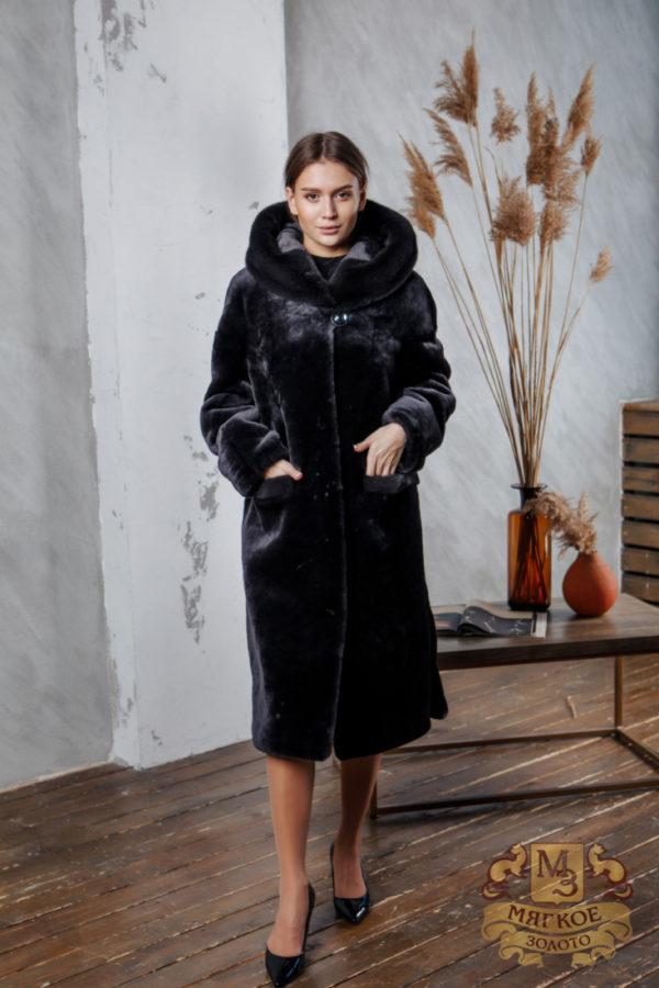 Шуба мутоновая Sofia Furs В283-2