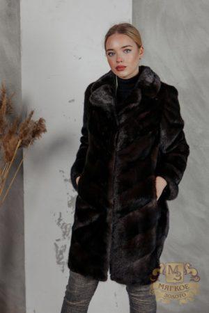 Шуба норковая женская Россия