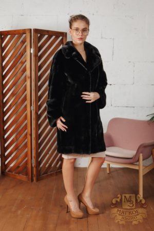 Шуба норковая MS Mousios Furs