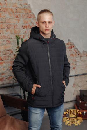 Куртка мужская текстильная