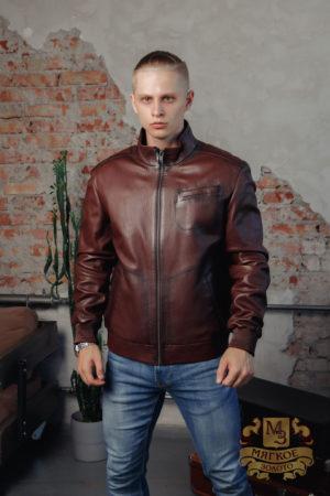 Кожаная куртка мужская Viva Dolce Vita 1783