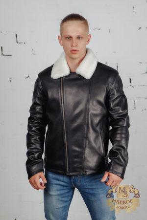 Кожаная мужская куртка Viva Dolce Vita 1763