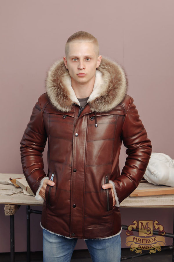 Пуховик Steel 5421 MEN JACKET