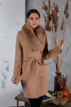 Пальто женское шерстяное Б-88 617