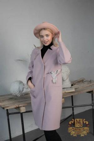 Пальто женское 1408