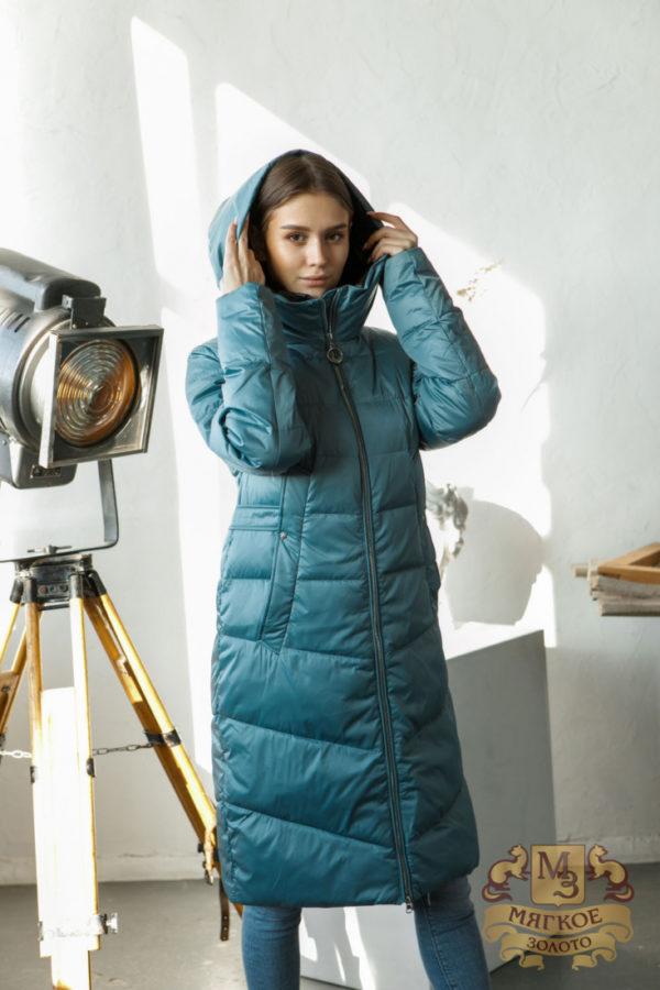Пуховик женский Аляска 20907