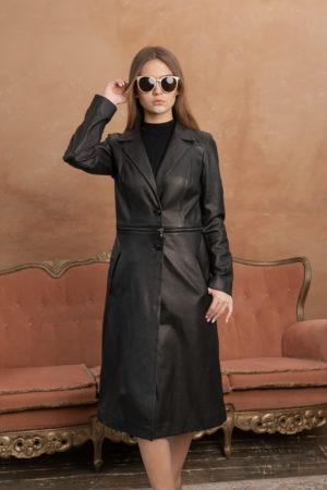 Кожаная куртка Rubis женская