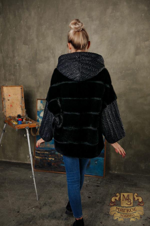 Шуба норковая Меховая мода 111672