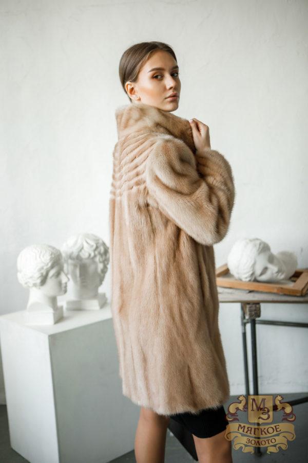 Шуба норковая Отрада Fashion Ц