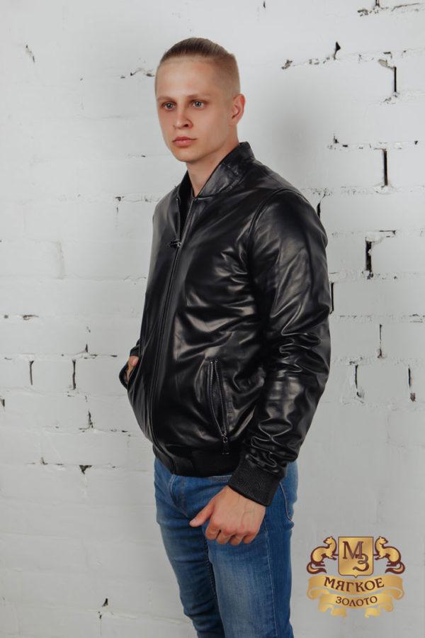 Кожаная куртка мужская Viva Dolce Vita 1711 MAN