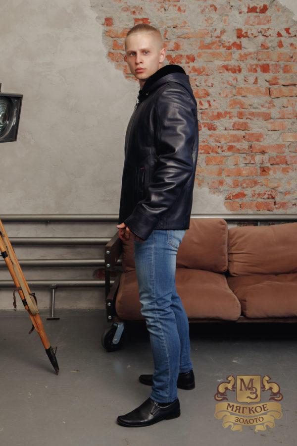 Кожаная куртка мужская Viva Dolce Vita 5329