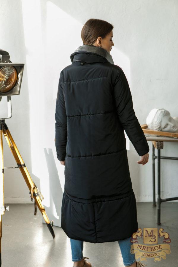 Пуховик женский Carnelli BT 018 011