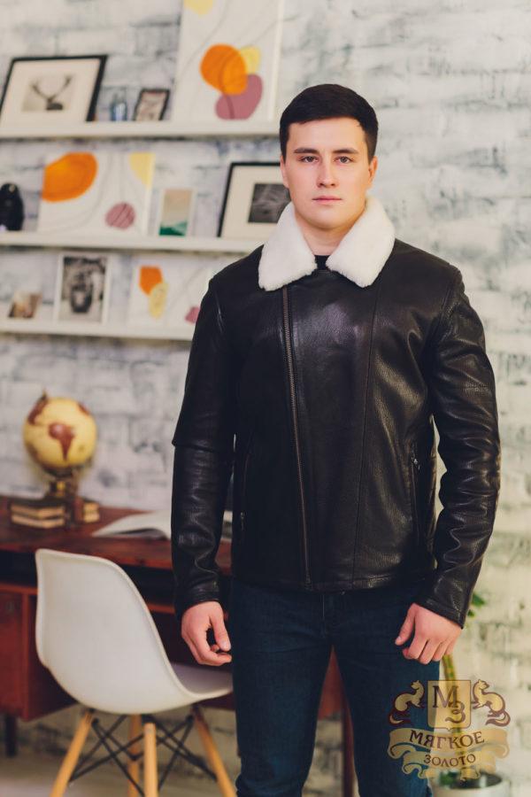 Куртка кожаная Viva Dolce Vita 1783