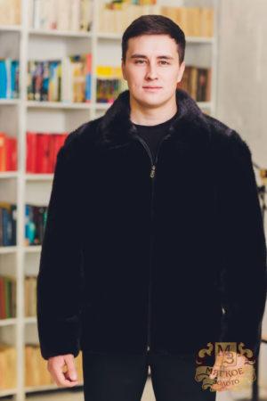 Куртка мужская норковая