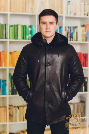 Куртка кожаная мужская Wera Vanga