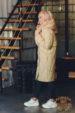 Пуховик женский Б-2 9905