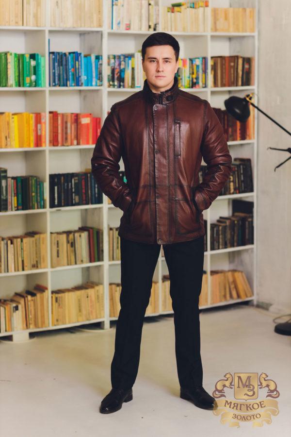 Куртка кожаная Viva Dolce Vita 5321