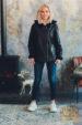 Кожаная куртка с овчиной Dio Gomez 10554-А