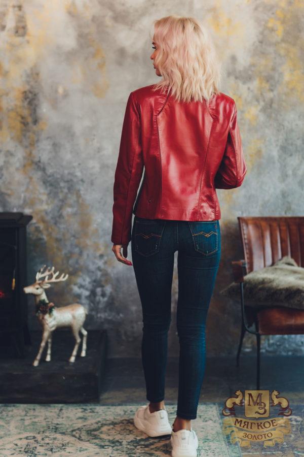 Куртка кожаная Dio Gomez 15469-А