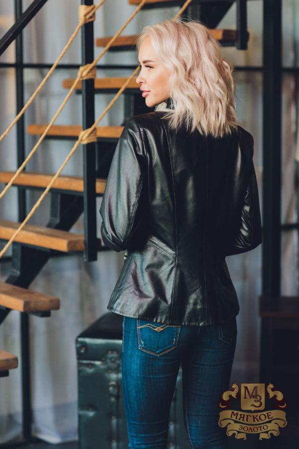 Куртка кожаная Dio Gomez 15506