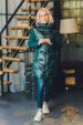 Пуховик зимний с капюшоном B 23 275