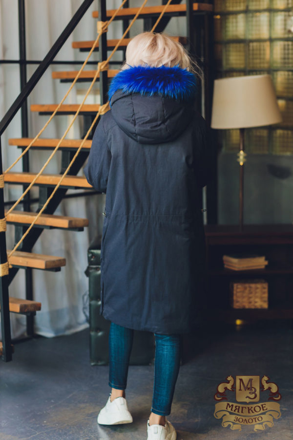 Пуховик зимний женский Alyaska 171127