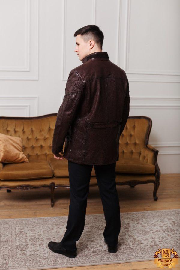 Кожаная куртка Gio Melli f 564