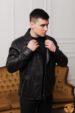 Кожаная куртка VDV 1488