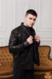 Кожаная куртка Gio Melli f692