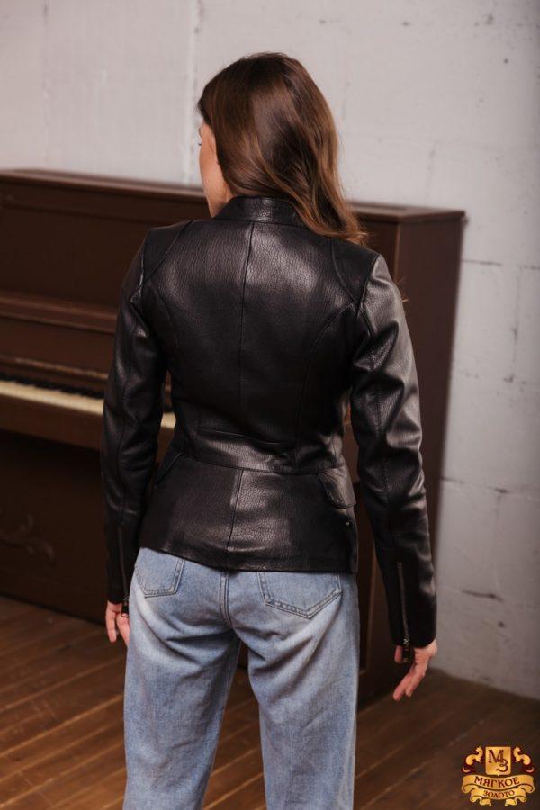 Куртка женская кожаная OKSA Z905