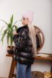 Куртка женская из натуральной кожи OKSA Z2171