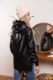 Полупальто женское кожаное Dio Gomez
