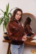 Куртка женская кожаная Dio Gomez 15674