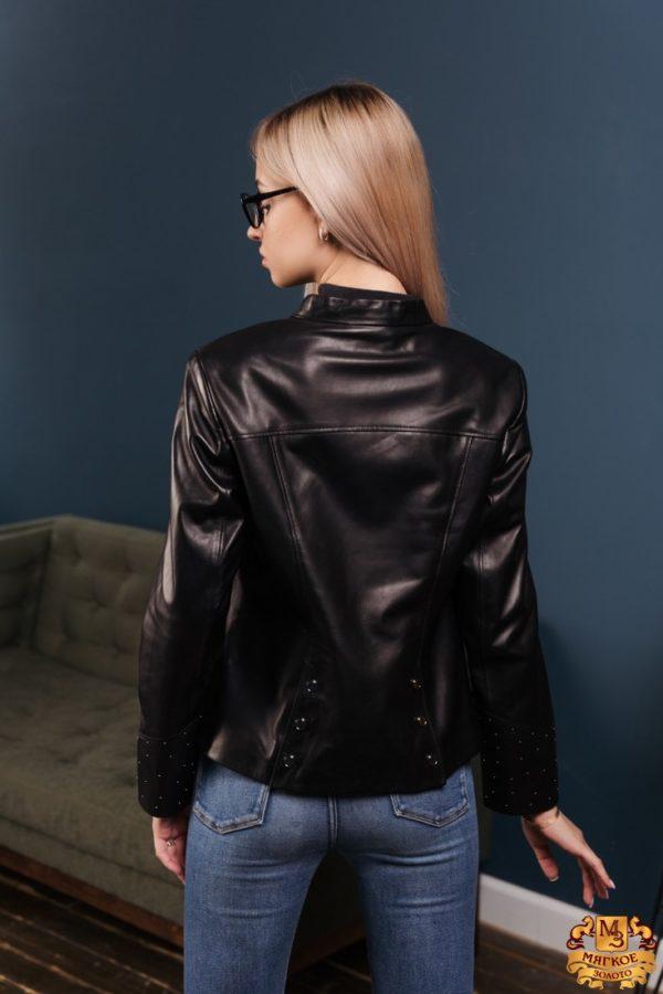 Куртка женская кожаная Dio Gomez 15656