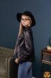 Куртка кожаная женская Fashion Star