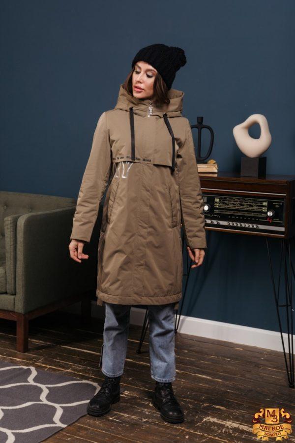 Куртка женская демисезонная 836