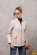 Куртка женская кожаная OKSA Z99100