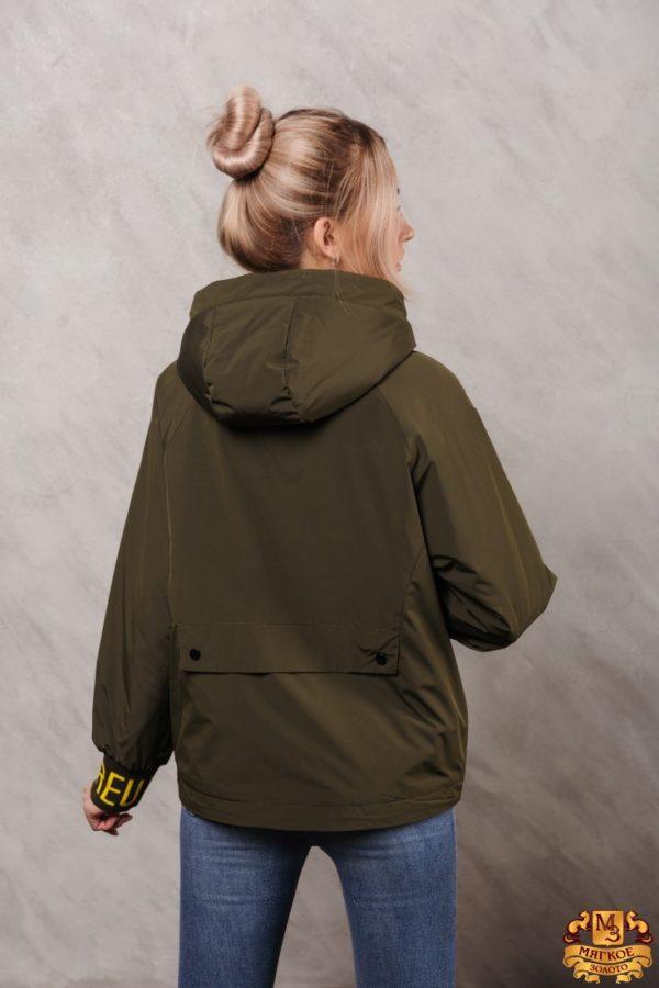 Куртка демисезонная женская 170
