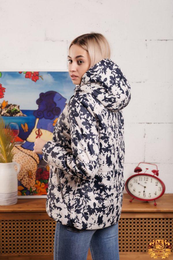 Куртка женская демисезонная 355