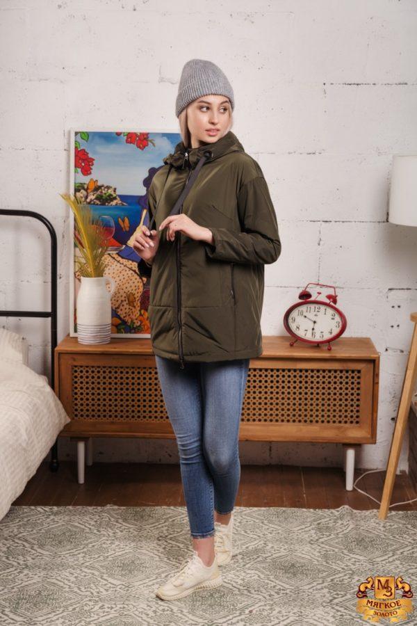 Куртка женская демисезонная Алиса BM-285