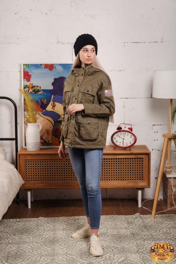 Куртка женская демисезонная М-020-177
