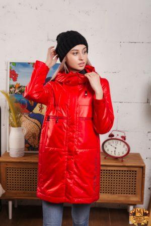 Куртка женская демисезонная В23