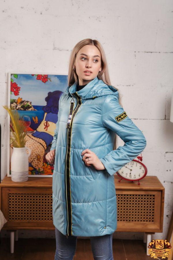 Пальто женское демисезонное В19108