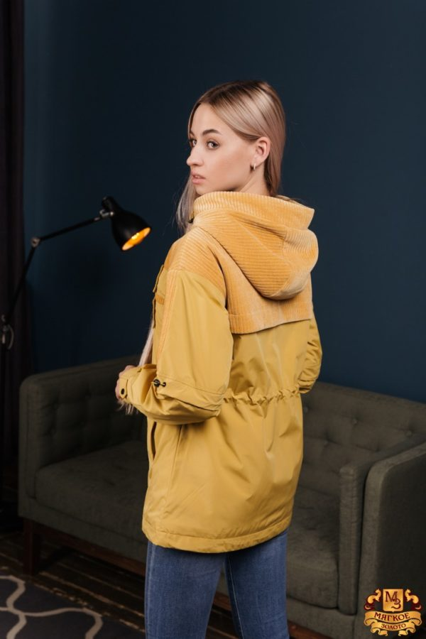 Куртка женская демисезонная 565