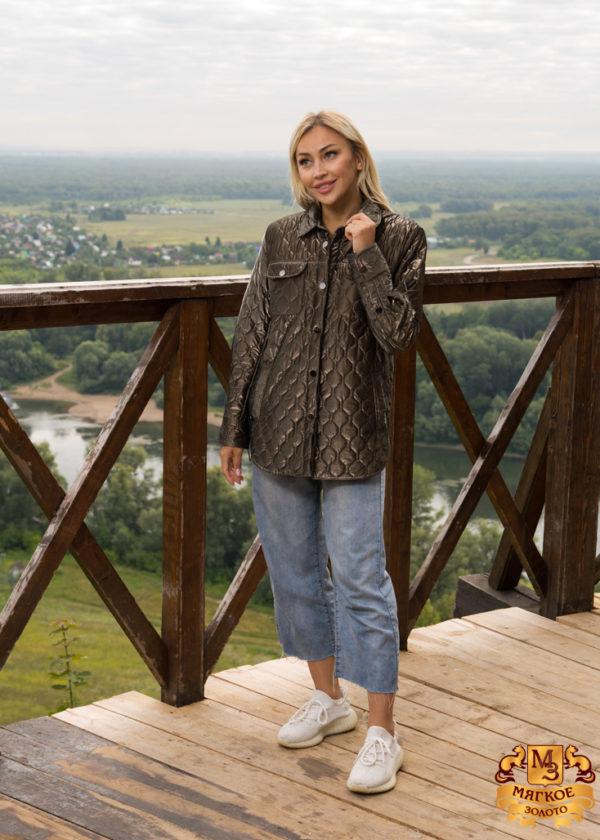 Куртка женская демисезонная MARCO MORETTI 201-435