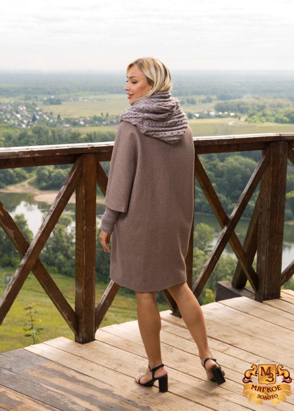 Пальто женское демисезонное 1709