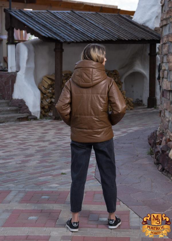 Куртка кожаная Tony Grazza 4871