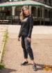 Куртка женская кожаная Dio Gomez 15363-А