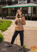 Куртка женская кожаная Dio Gomez 15450-63