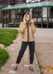 Кожаная куртка женская Tony Grazza 4871